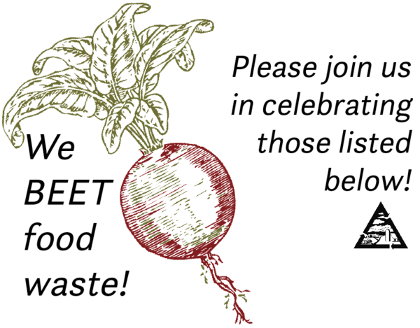 Beet Food Waste Top